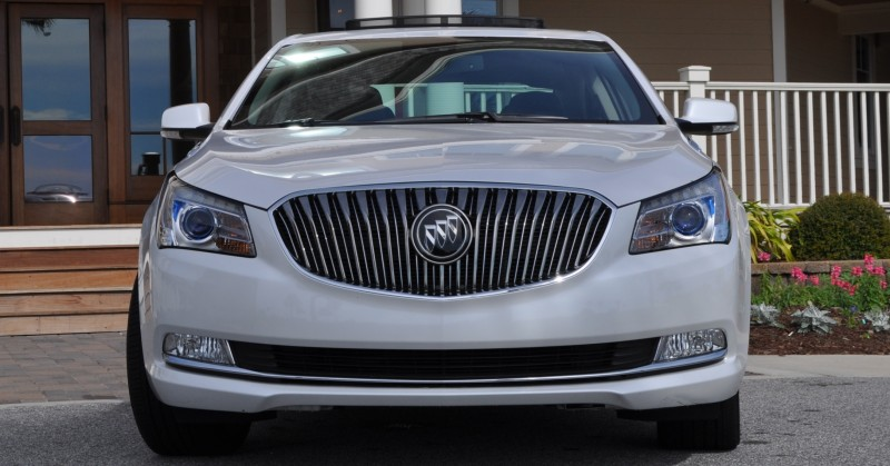 Road Test Review - 2015 Buick LaCrosse 99