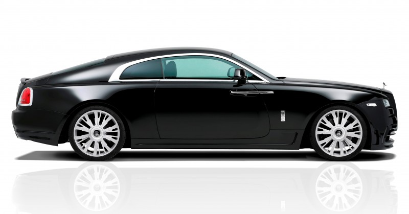 SPOFEC Rolls-Royce Wraith 10
