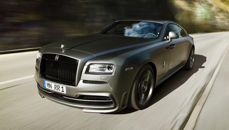 SPOFEC Rolls-Royce Wraith 13
