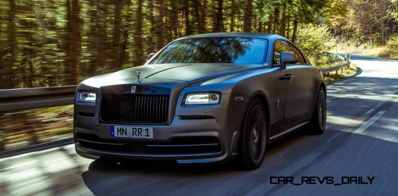SPOFEC Rolls-Royce Wraith 15