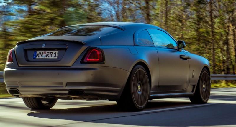 SPOFEC Rolls-Royce Wraith 16