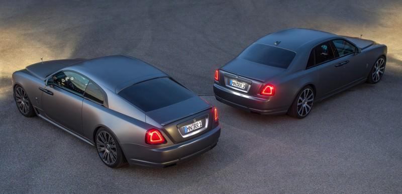 SPOFEC Rolls-Royce Wraith 23