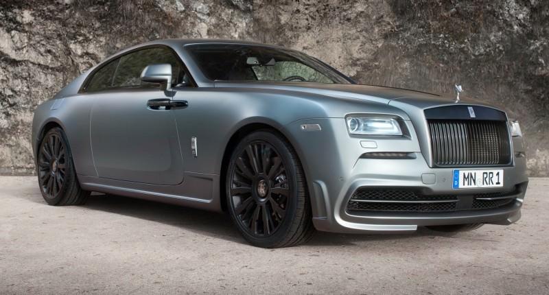 SPOFEC Rolls-Royce Wraith 27