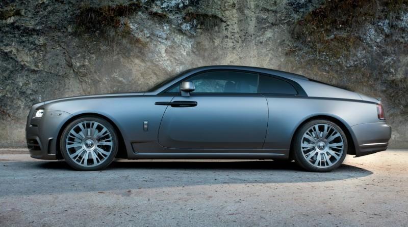 SPOFEC Rolls-Royce Wraith 28