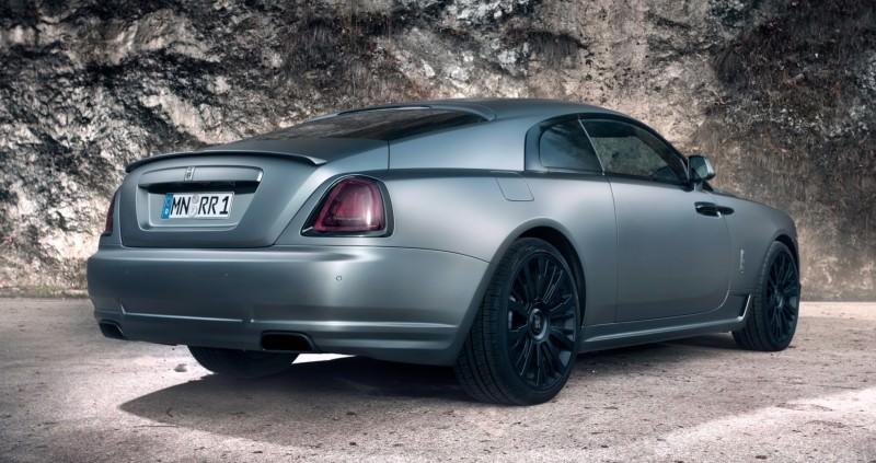 SPOFEC Rolls-Royce Wraith 30