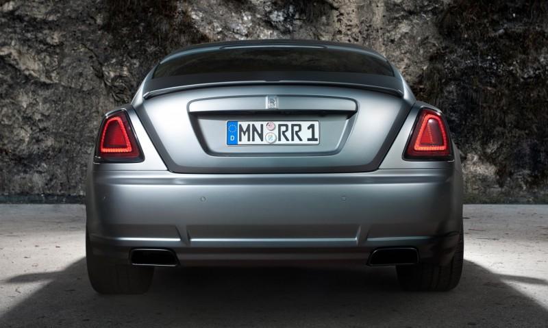 SPOFEC Rolls-Royce Wraith 31