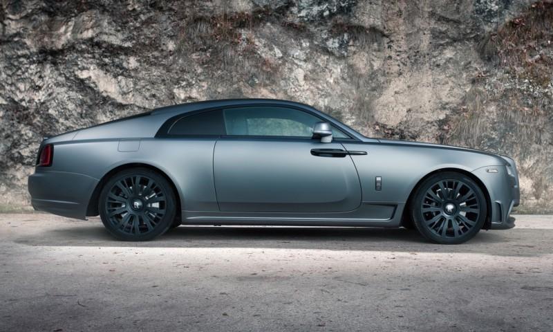 SPOFEC Rolls-Royce Wraith 32