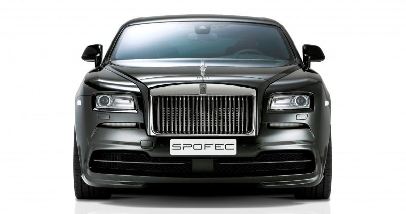 SPOFEC Rolls-Royce Wraith 6