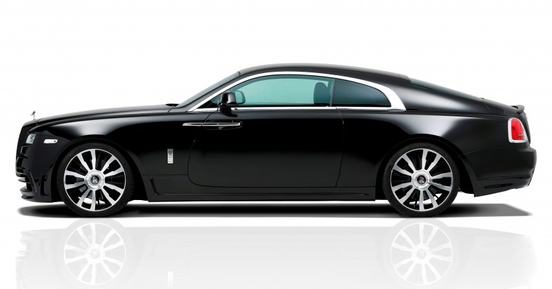 SPOFEC Rolls-Royce Wraith 8