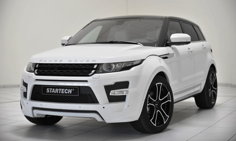 Six Custom BRABUS StarTech Range Rover Evoques Show Huge Style Gains 1