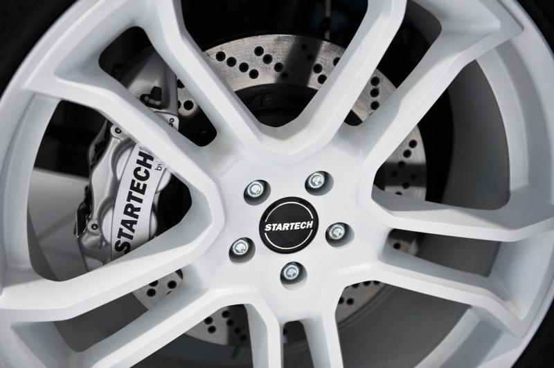 Six Custom BRABUS StarTech Range Rover Evoques Show Huge Style Gains 102