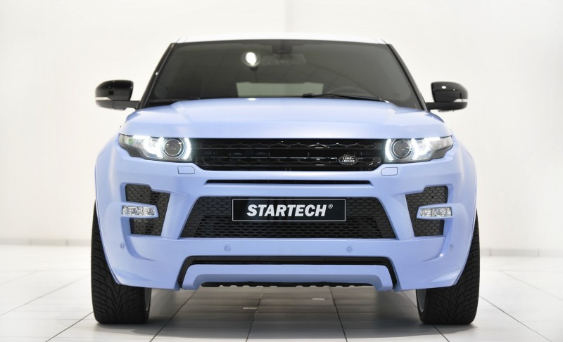 Six Custom BRABUS StarTech Range Rover Evoques Show Huge Style Gains 103