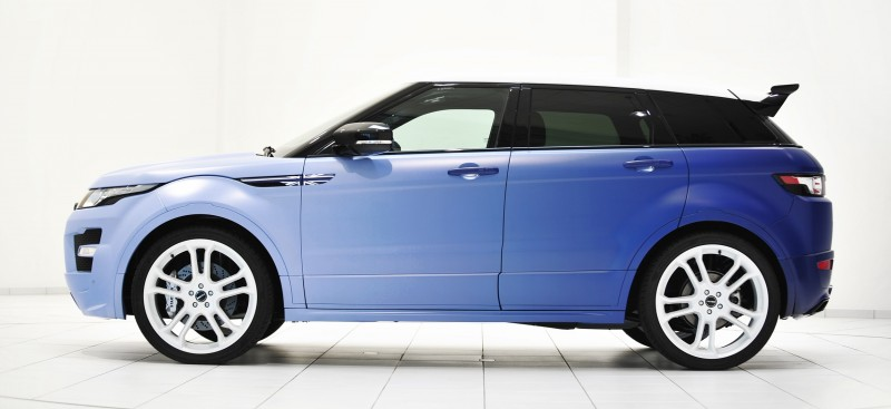 Six Custom BRABUS StarTech Range Rover Evoques Show Huge Style Gains 104
