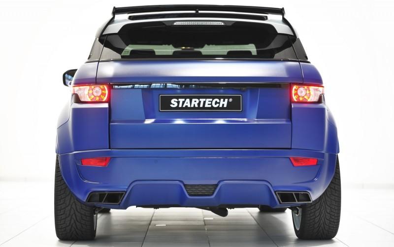 Six Custom BRABUS StarTech Range Rover Evoques Show Huge Style Gains 105