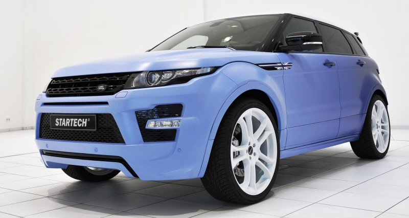 Six Custom BRABUS StarTech Range Rover Evoques Show Huge Style Gains 108