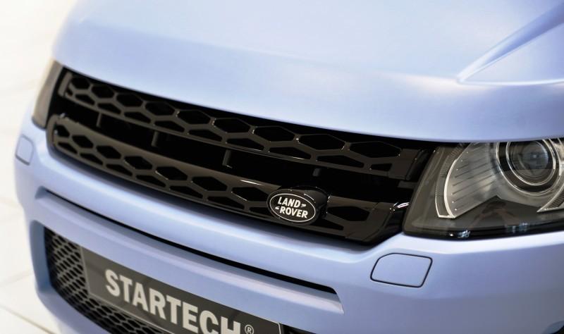 Six Custom BRABUS StarTech Range Rover Evoques Show Huge Style Gains 112