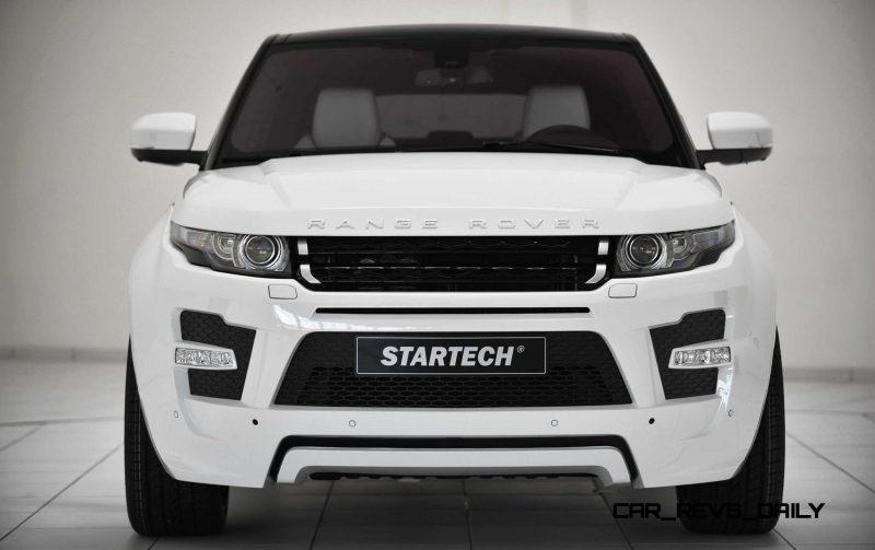 Six Custom BRABUS StarTech Range Rover Evoques Show Huge Style Gains 14