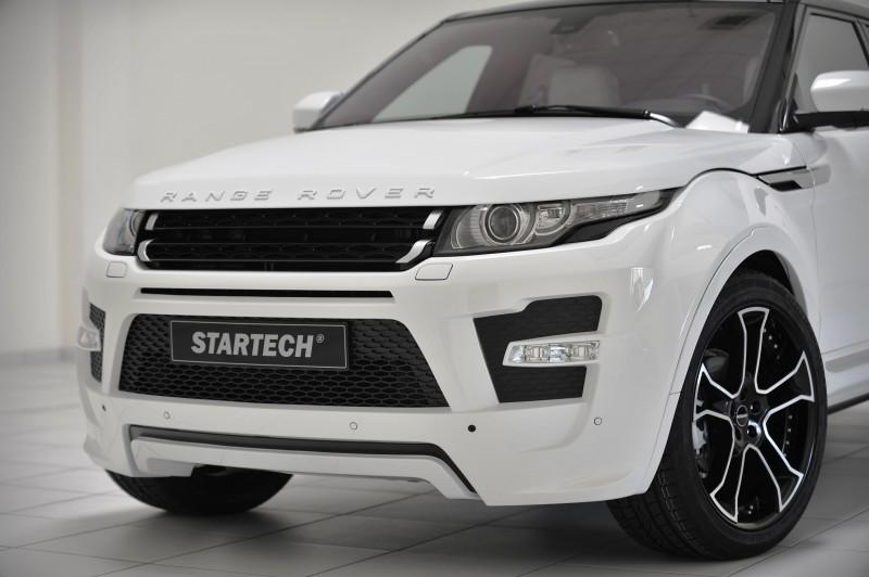 Six Custom BRABUS StarTech Range Rover Evoques Show Huge Style Gains 15