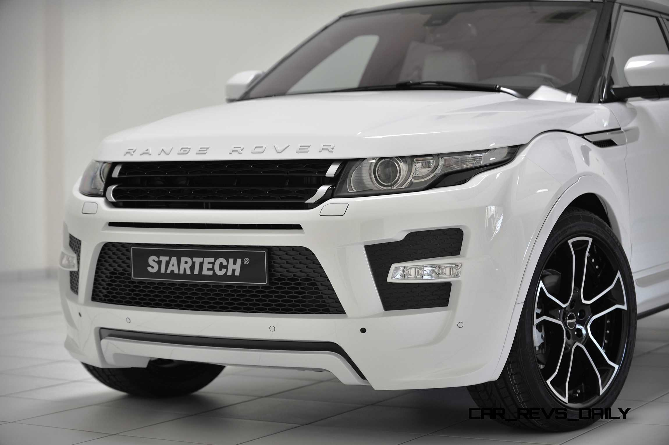six custom brabus startech range rover evoques show huge style gains 15. Black Bedroom Furniture Sets. Home Design Ideas