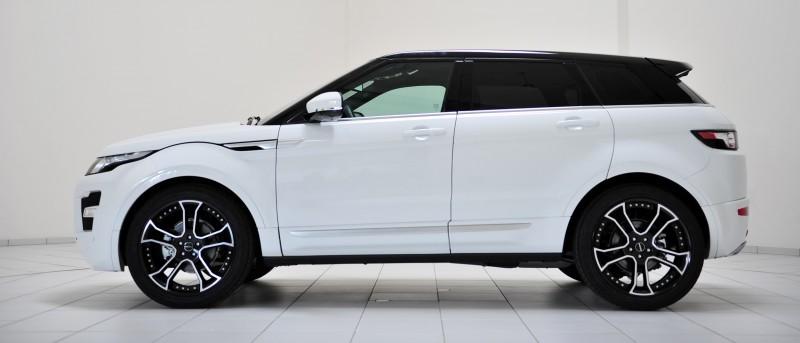Six Custom BRABUS StarTech Range Rover Evoques Show Huge Style Gains 17