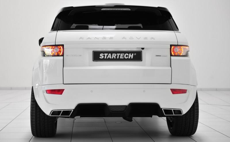 Six Custom BRABUS StarTech Range Rover Evoques Show Huge Style Gains 19