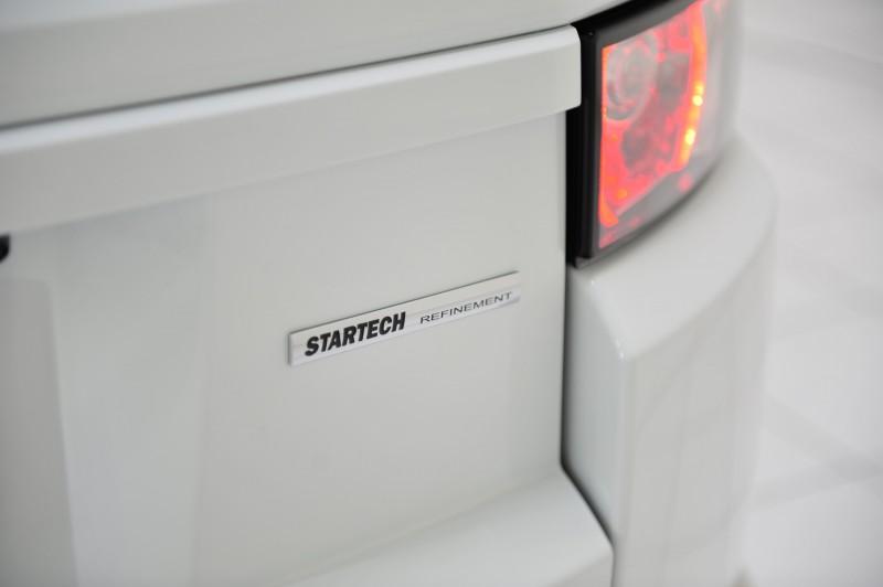 Six Custom BRABUS StarTech Range Rover Evoques Show Huge Style Gains 21