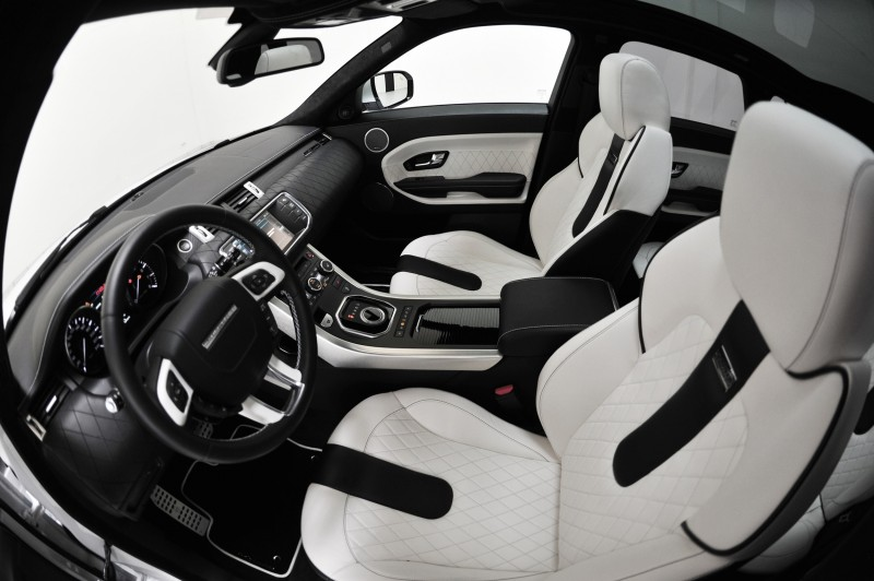 Six Custom BRABUS StarTech Range Rover Evoques Show Huge Style Gains 23