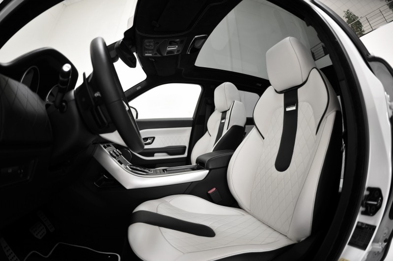 Six Custom BRABUS StarTech Range Rover Evoques Show Huge Style Gains 27