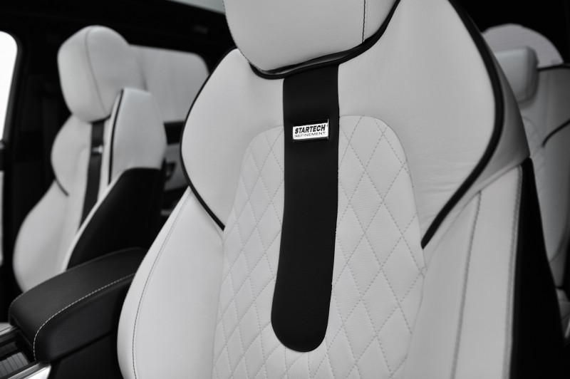 Six Custom BRABUS StarTech Range Rover Evoques Show Huge Style Gains 28