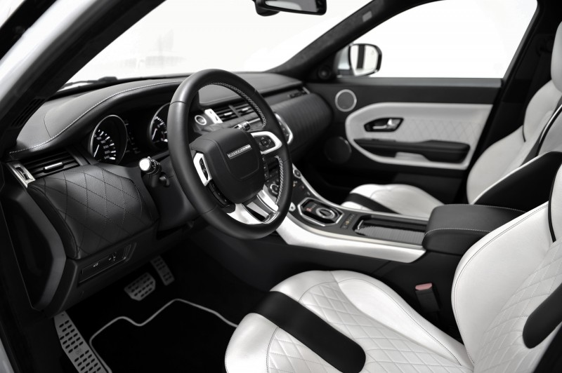 Six Custom BRABUS StarTech Range Rover Evoques Show Huge Style Gains 3