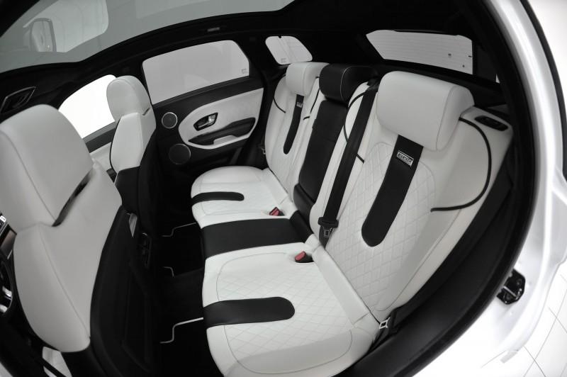 Six Custom BRABUS StarTech Range Rover Evoques Show Huge Style Gains 31