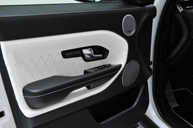 Six Custom BRABUS StarTech Range Rover Evoques Show Huge Style Gains 33