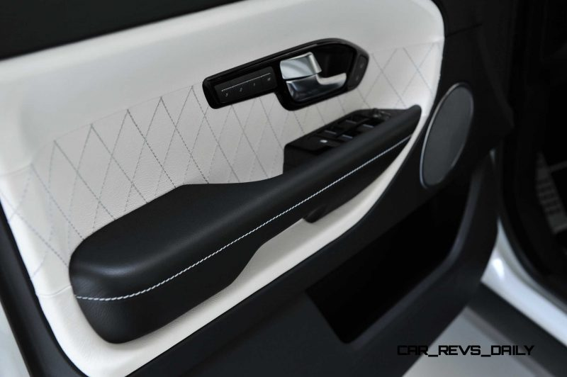Six Custom BRABUS StarTech Range Rover Evoques Show Huge Style Gains 34