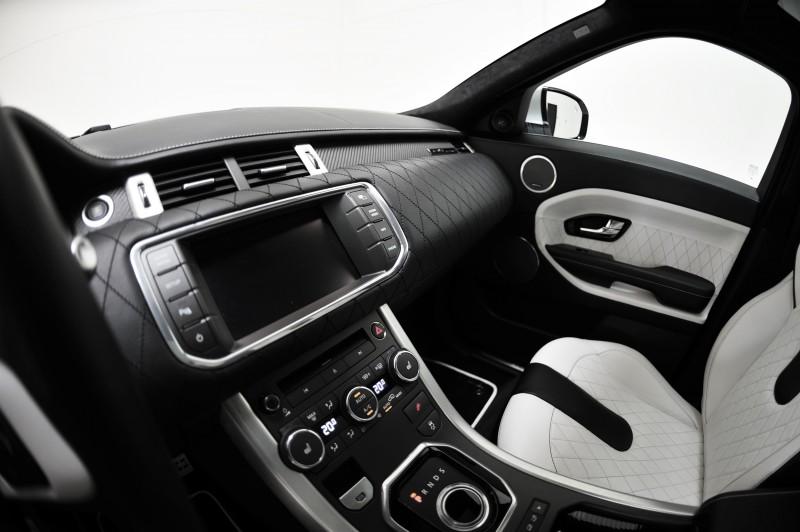 Six Custom BRABUS StarTech Range Rover Evoques Show Huge Style Gains 36