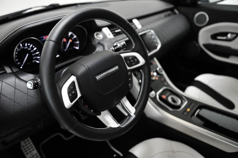 Six Custom BRABUS StarTech Range Rover Evoques Show Huge Style Gains 37