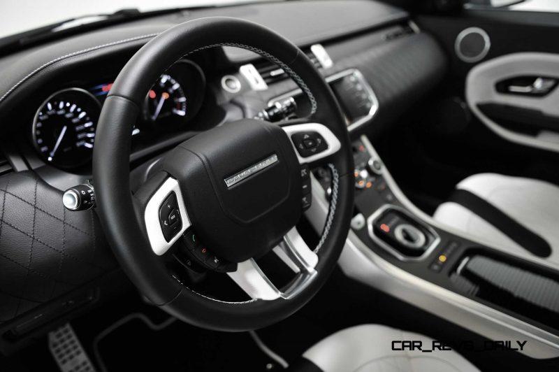 Six Custom BRABUS StarTech Range Rover Evoques Show Huge Style Gains 38