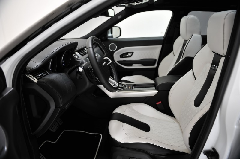 Six Custom BRABUS StarTech Range Rover Evoques Show Huge Style Gains 4