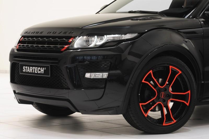 Six Custom BRABUS StarTech Range Rover Evoques Show Huge Style Gains 49