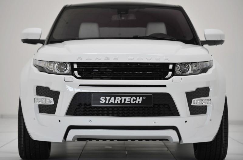 Six Custom BRABUS StarTech Range Rover Evoques Show Huge Style Gains 5