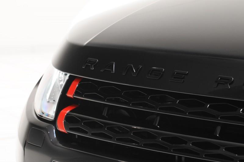 Six Custom BRABUS StarTech Range Rover Evoques Show Huge Style Gains 50