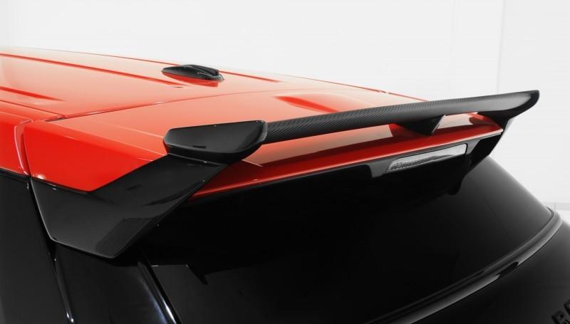 Six Custom BRABUS StarTech Range Rover Evoques Show Huge Style Gains 54