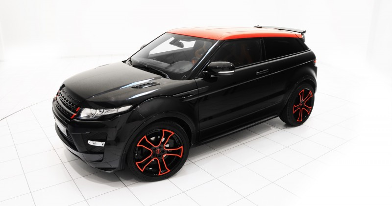 Six Custom BRABUS StarTech Range Rover Evoques Show Huge Style Gains 56