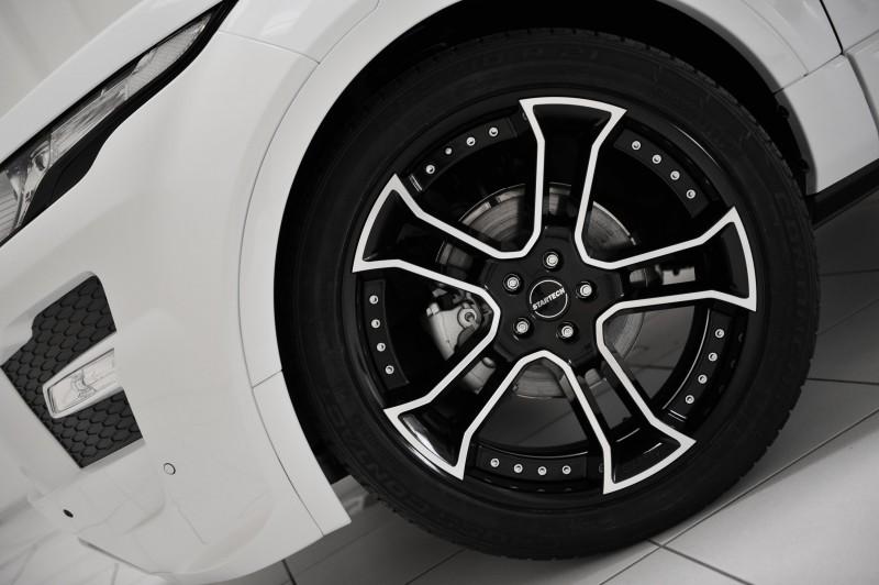 Six Custom BRABUS StarTech Range Rover Evoques Show Huge Style Gains 6