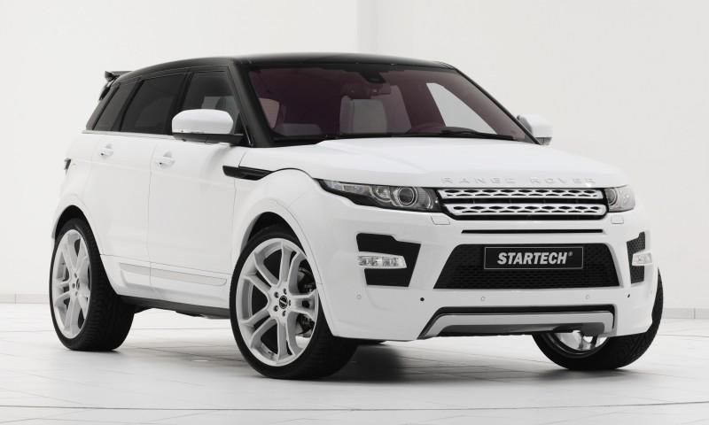 Six Custom BRABUS StarTech Range Rover Evoques Show Huge Style Gains 61