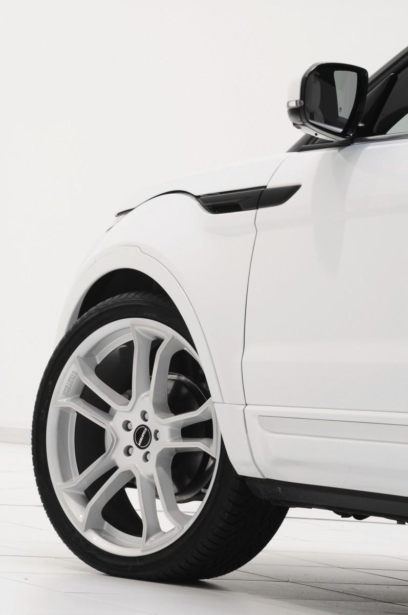Six Custom BRABUS StarTech Range Rover Evoques Show Huge Style Gains 64