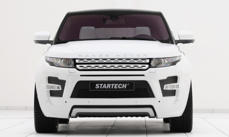Six Custom BRABUS StarTech Range Rover Evoques Show Huge Style Gains 67