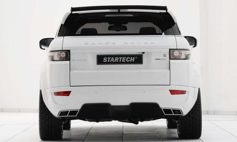 Six Custom BRABUS StarTech Range Rover Evoques Show Huge Style Gains 69