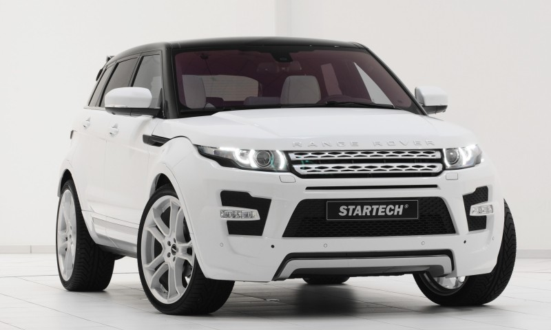 Six Custom BRABUS StarTech Range Rover Evoques Show Huge Style Gains 70