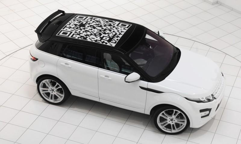 Six Custom BRABUS StarTech Range Rover Evoques Show Huge Style Gains 71