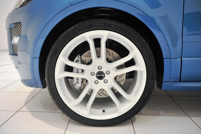 Six Custom BRABUS StarTech Range Rover Evoques Show Huge Style Gains 75